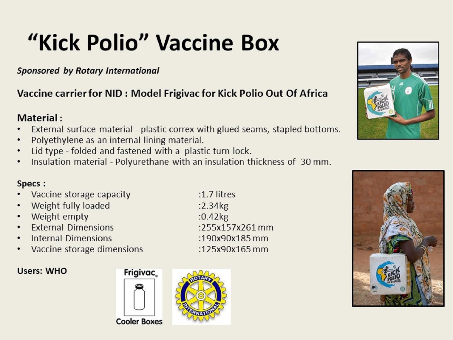 Vaccine Box